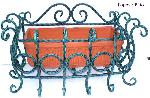 Wrought Iron Belgrade - Flower-stands and consoles_19