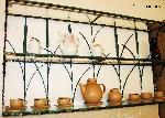 Wrought Iron Belgrade - Shelves_2