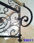 Wrought Iron Belgrade - Staircases_10