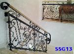 Wrought Iron Belgrade - Staircases_46