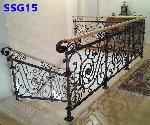 Wrought Iron Belgrade - Staircases_4