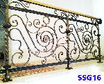 Wrought Iron Belgrade - Staircases_35