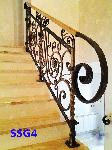 Wrought Iron Belgrade - Staircases_47