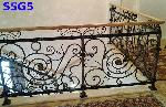 Wrought Iron Belgrade - Staircases_36