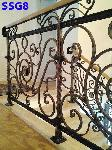 Wrought Iron Belgrade - Staircases_12