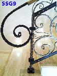 Wrought Iron Belgrade - Staircases_45