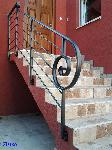 Wrought Iron Belgrade - Staircases_34