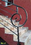 Wrought Iron Belgrade - Staircases_54