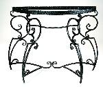 Wrought Iron Belgrade - Tables and chairs_17