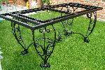 Wrought Iron Belgrade - Tables and chairs_42