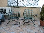Wrought Iron Belgrade - Tables and chairs_46