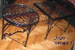 Wrought Iron Belgrade - Tables and chairs_56