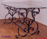 Wrought Iron Belgrade - Tables and chairs_23