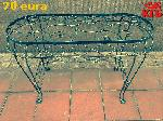 Wrought Iron Belgrade - Tables and chairs_36