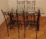 Wrought Iron Belgrade - Tables and chairs_40