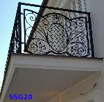 Wrought Iron Belgrade - Terraces_23