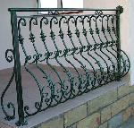 Wrought Iron Belgrade - Terraces_4